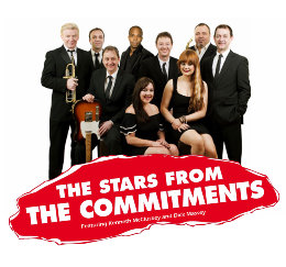 THE COMMITMENTS (Stars From)