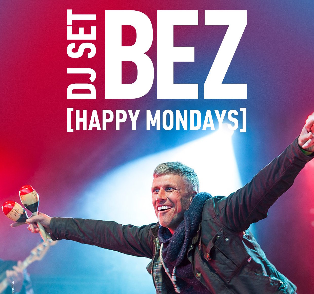 BEZ (Happy Mondays)