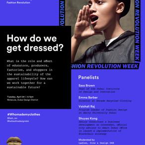 Fashion Revolution X Ladies Dine Dubai