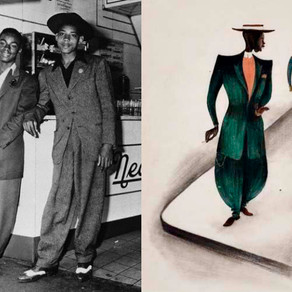Subcultures Through The Ages: The Zoot Suit