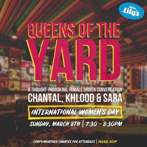 Queens of the Yard