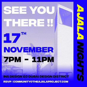 Ajala Nights: New Trends in Conscious Art & Ethical Fashion