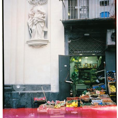 NAPOLI AND LA COSTA SORRENTINA