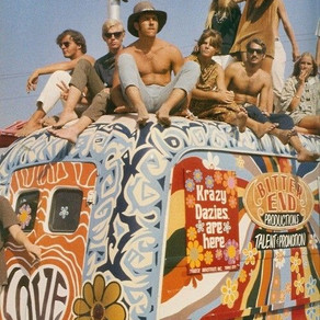 The Swinging Sixties: The Beauty, The Destruction and The Myth - Part II