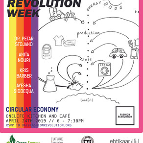 Panel Discussion on the Circular Economy