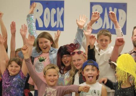 Rock Band Camp