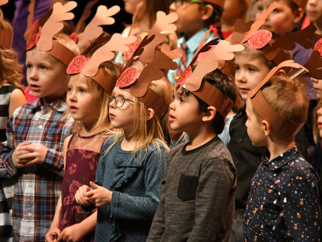VES Christmas Concert