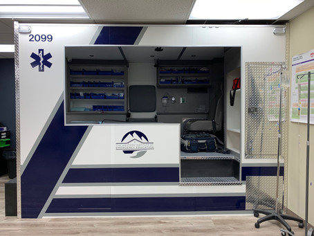 Western Institute Of Emergency Education Purchases New Ambulance Simulators