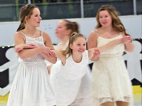 'Friends & Family' Skating Carnival