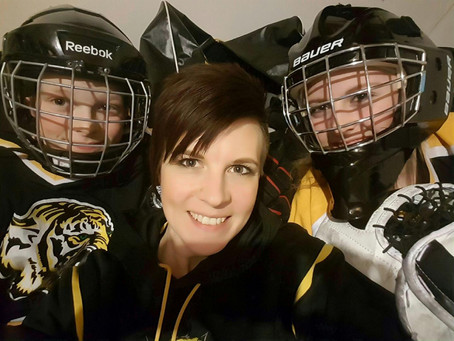 Being A Hockey Mom Is Hard Work But Totally Worth It