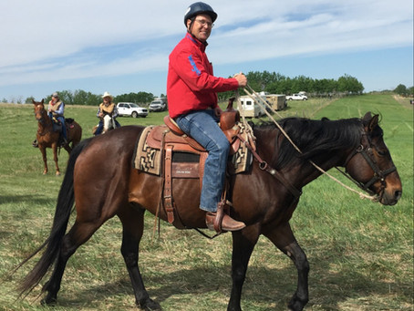 Courage Canada Trail Ride