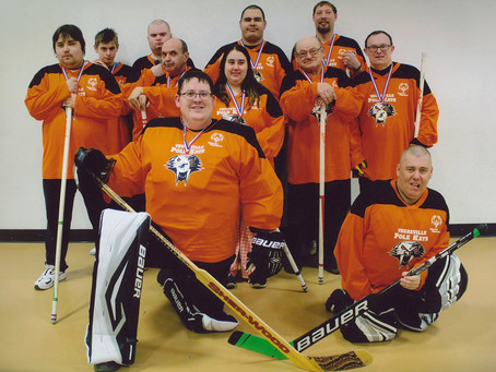 How You Can Help Support A Local Special Olympics Floor Hockey Team