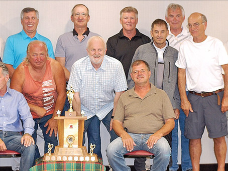 Hockey Champs Return After 50 Years