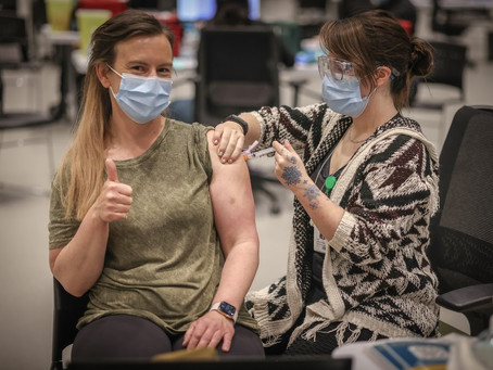 COVID Vaccine Clinic Being Held