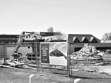 Vermilion Lakeland College Mead Building Update