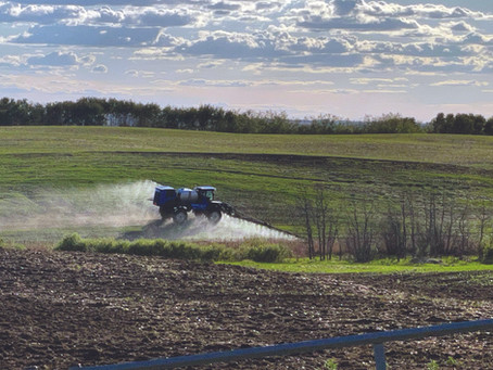 Weather And Spraying; A Turbulent Relationship