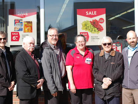 Mannville Co-op Celebrates 100 Years