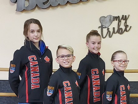 Vermilion Youth Dance At World Championships