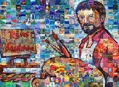Mosaic In The Works For Canada 150
