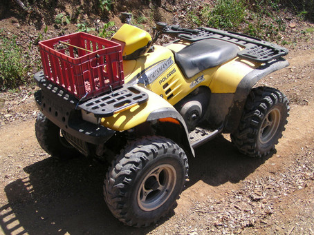 Albertans Urged To Take Precautions When Driving ATVs
