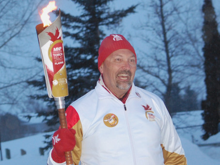 Canada Games Torch Relay