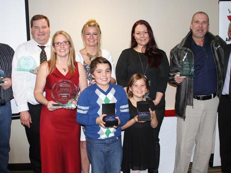Chamber Gala Small Business Award Winners