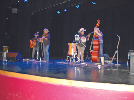 The Blake Reid Band Opens Allied Arts Season