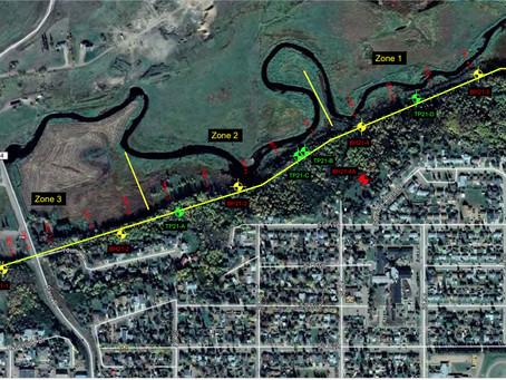 Town Of Vermilion River Slope Assessment