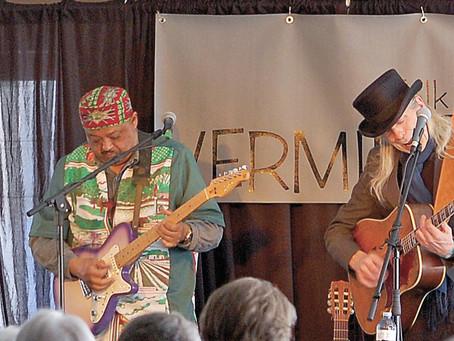 Tri-Continental At Vermilion Folk Club