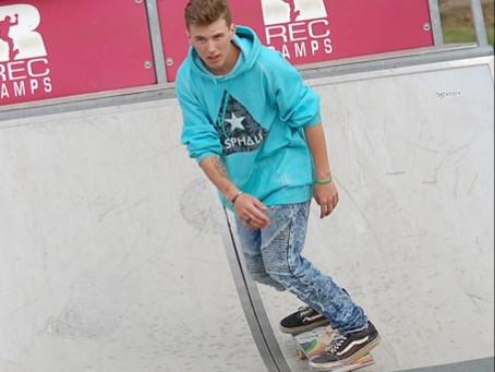 Skate Park Grand Re-opening