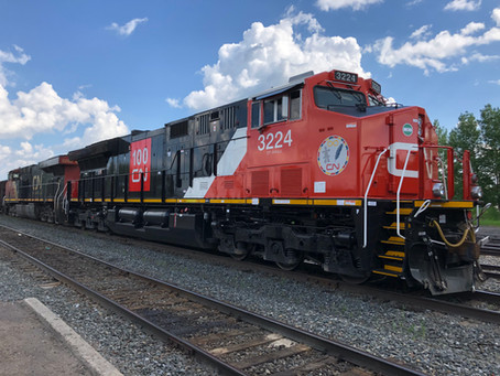CN Celebrates 100th Anniversary