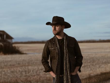 Brett Kissel Nominated For Juno Award