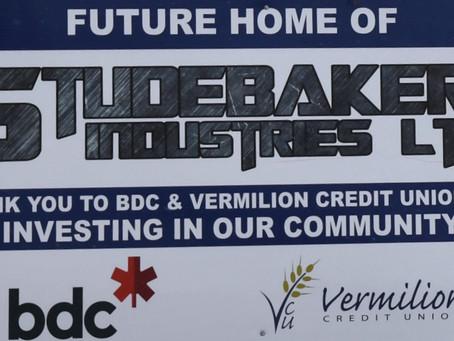 StudeBaker Ground Breaking Ceremony