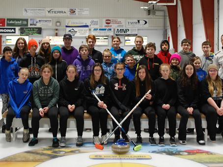 Junior Curling Camp