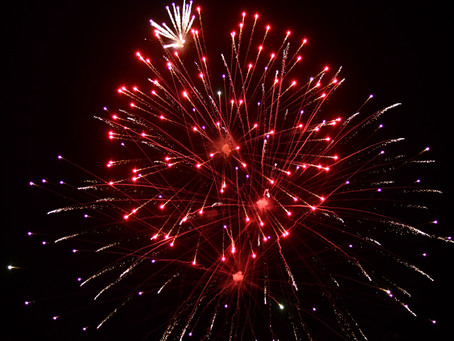 Vermilion Agricultural Society Fireworks