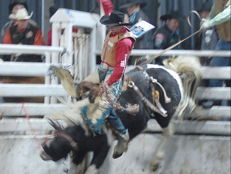 Canadian College Finals Rodeo