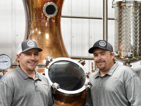 Copper Cork Distillery – Now Open