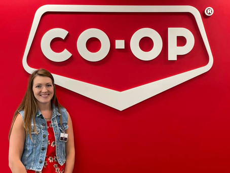 Cornerstone Co-op's New Marketing & Community Engagement Manager