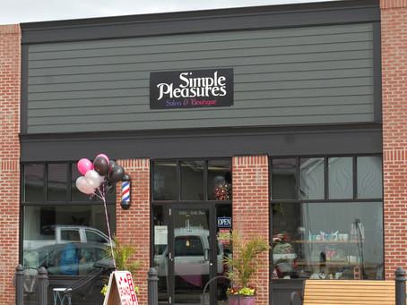 Simple Pleasures- Grand Reopening