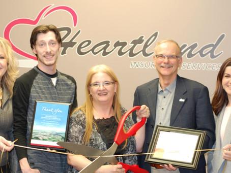 Heartland Insurance Grand Opening