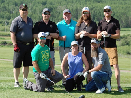 Credit Union - Golf Tournament