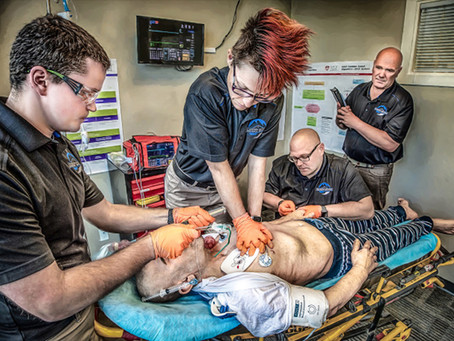 New Emergency Medical Responder Course