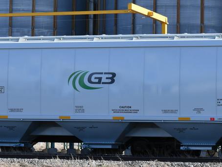 G3 Terminal Beginning Construction