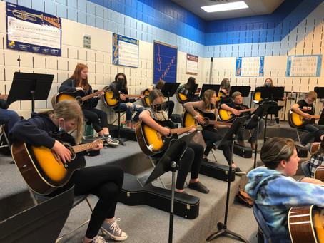 Kitscoty School Receives MusiCounts Award