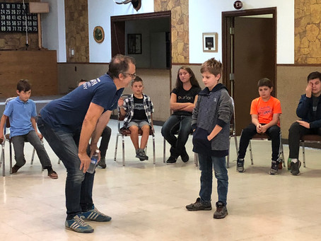 They Who Surround Us - Acting Workshop