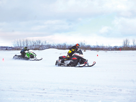 Upcoming Snowmobile Races