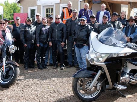 Mannville Elks Bike Rally