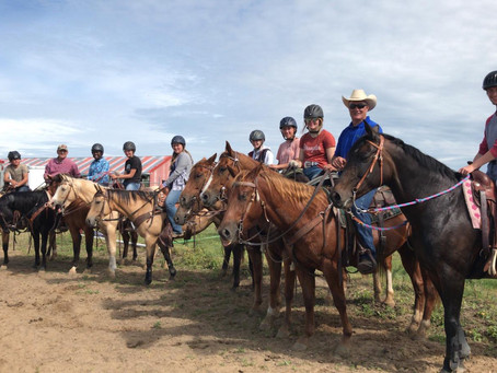 Paradise Valley Horse Camp
