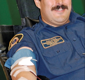 Mobile Blood Donor Clinic