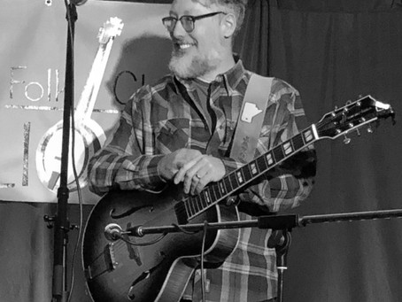 Jaxon Haldane And The Carter Felker Trio Wows Crowd